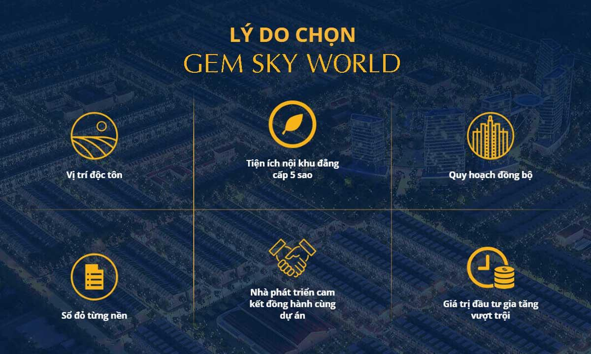 ly do ban nen mua gem skyworld long thanh - DỰ ÁN GEM SKY WORLD LONG THÀNH